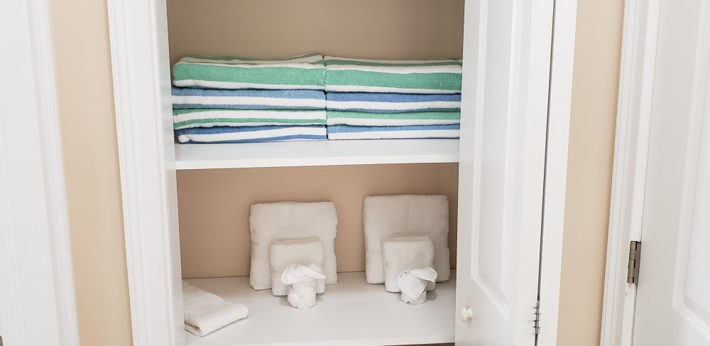 Bath and Beach Towels