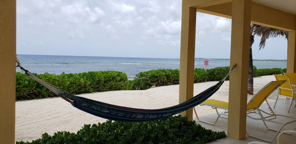 2 Hammocks on Front Porches of all Homes