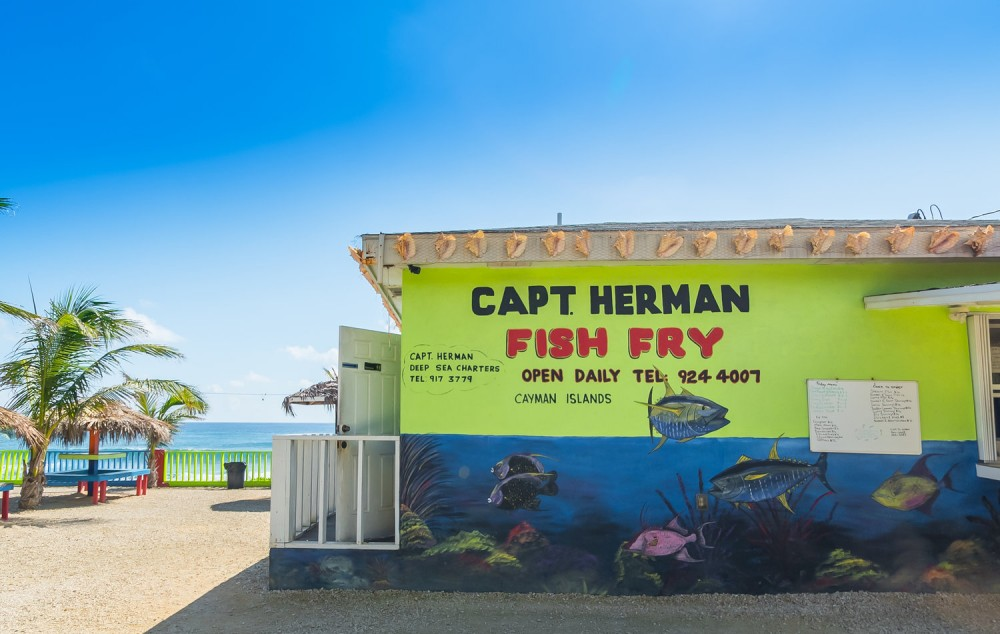 Captain Herman's Fish Fry East End