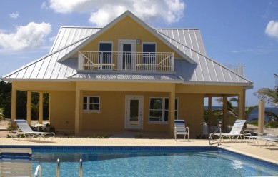Home # 5 Yellow Beach Front