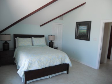 2nd Upstairs Guest Bedroom with walk out balcony