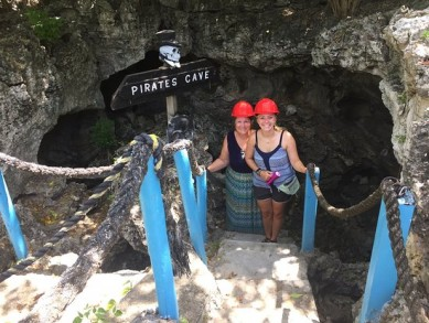 Pirate Caves Cayman