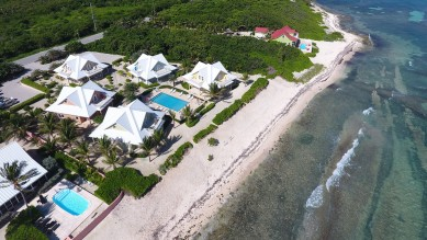 Ocean Paradise Aerial