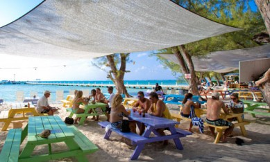The Rum Point Grill and Beach Bar