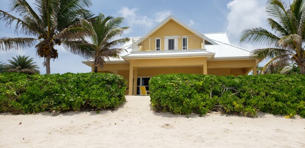 Home #5 Yellow Beach Front