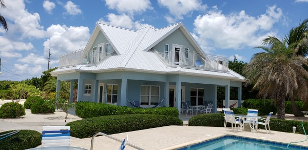 Home #3 Blue Beach View
