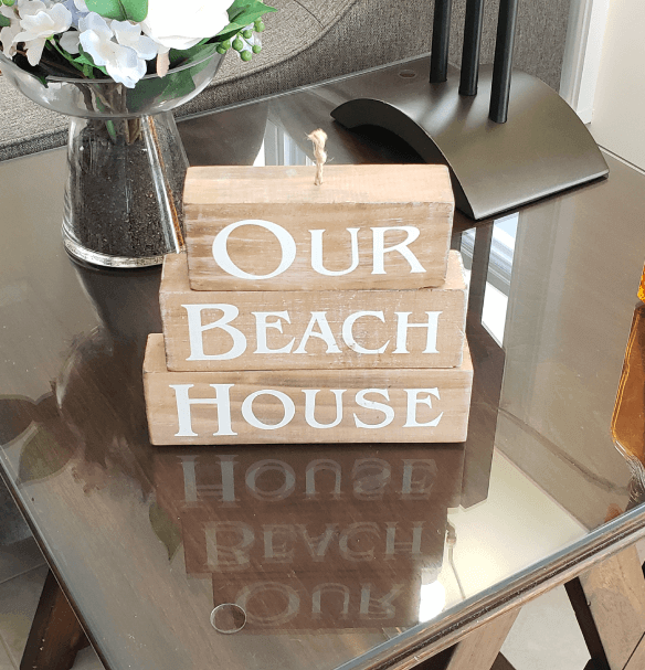 Make Our Beach Houses your Vacation Home